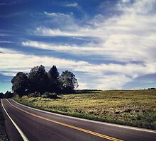 Upstate Road by BrittneyMarie83