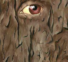 Stare of the Tree - Case by VargaZsuzsanna
