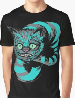 Grinning like a Cheshire Cat Graphic T-Shirt