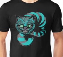 Grinning like a Cheshire Cat Unisex T-Shirt