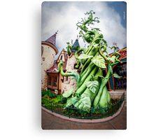 Beanstalk Canvas Print