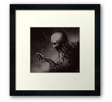 Cursed Framed Print