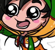 Lil' Dragon Goku Sticker