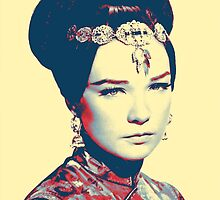 Shirley MacLaine in Gambit by Art Cinema Gallery
