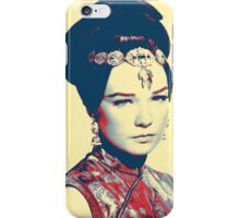 Shirley MacLaine in Gambit iPhone Case/Skin