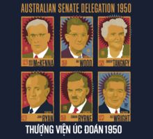Australian Senators Vietnamese Saints by Chris Rees