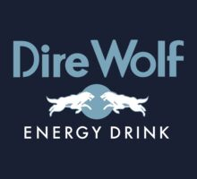 Dire Wolf Energy Drink by DCVisualArts