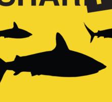 Shart Crossing Sticker
