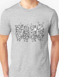 Pixel Mech Squad MKI T-Shirt