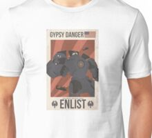 Gypsy Danger  Unisex T-Shirt