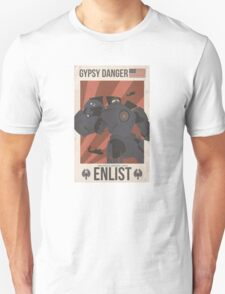 Gypsy Danger  T-Shirt