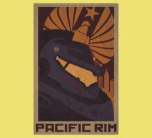 Pacific Rim - Gypsy Danger Kids Tee