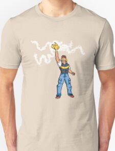 Poké-MAN: I HAVE THE PIKAAAAAAAA! Unisex T-Shirt