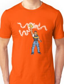Poké-MAN: I HAVE THE PIKAAAAAAAA! Unisex T-Shirt