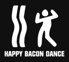 Happy Bacon Dance Kids Clothes
