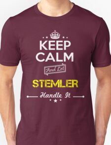 STEMLER KEEP CLAM AND LET  HANDLE IT - T Shirt, Hoodie, Hoodies, Year, Birthday T-Shirt