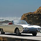 1962 Ford Thunderbird Roadster by DaveKoontz