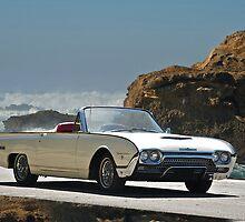 1962 Ford Thunderbird Roadster by DaveKoontz