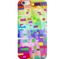 Rainbow tape iPhone Case/Skin