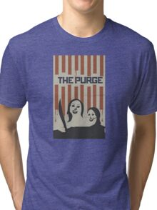 The Purge Tri-blend T-Shirt