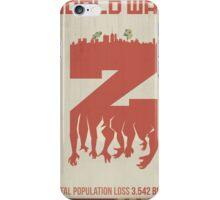WW Z iPhone Case/Skin