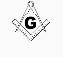 Freemasonry Square and Compasses Unisex T-Shirt