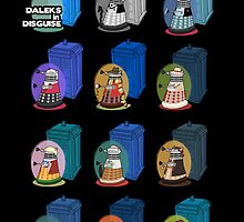 Daleks in Disguise by Meghan Murphy