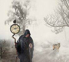 The Time Keeper... by Karen  Helgesen