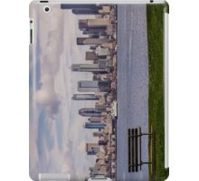Bench with a View iPad Case/Skin