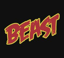BEAST One Piece - Short Sleeve