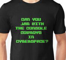 CONSOLE COWBOYS Unisex T-Shirt