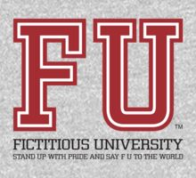 Fictitious University by DaChancellor