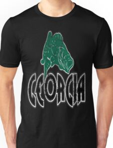 FISH GEORGIA VINTAGE LOGO Unisex T-Shirt