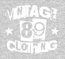 vintage 89 white by Vintage89