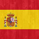Spain flag by luissantos84