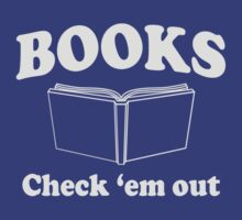 Books. Check'Em Out by trends
