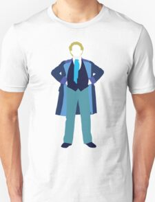 The Sixth Doctor - Doctor Who - Colin Baker (Real Time) T-Shirt