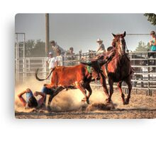 Another One Bites the Dirt Canvas Print