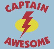Captain Awesome by David Ayala