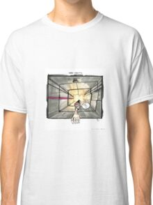 Nakatomi Lift Shaft Christmas Card Classic T-Shirt