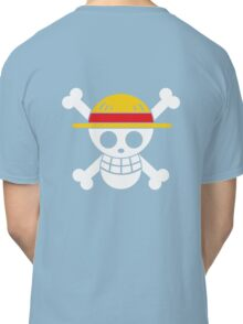 Luffy - OP Pirate Flags - Colored Classic T-Shirt