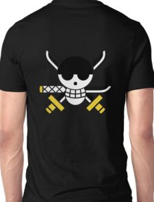 Zoro - OP Pirate Flags - Colored Unisex T-Shirt