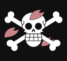 Chopper - OP Pirate Flags - Colored by Natasha Curran