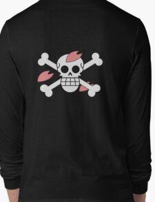 Chopper - OP Pirate Flags - Colored Long Sleeve T-Shirt