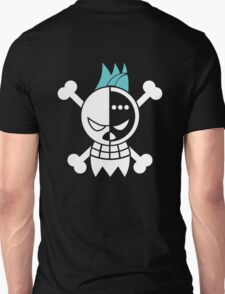Franky - OP Pirate Flags - Colored T-Shirt
