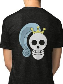 Vivi - OP Pirate Flags - Colored Tri-blend T-Shirt