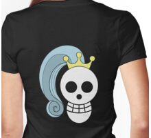 Vivi - OP Pirate Flags - Colored Womens Fitted T-Shirt