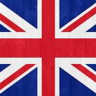 United Kingdom flag by luissantos84