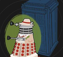 Daleks in Disguise - Fifth Doctor by Meghan Murphy