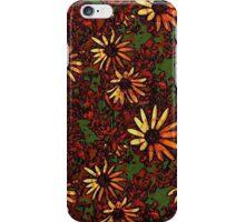 Flower field iPhone Case/Skin